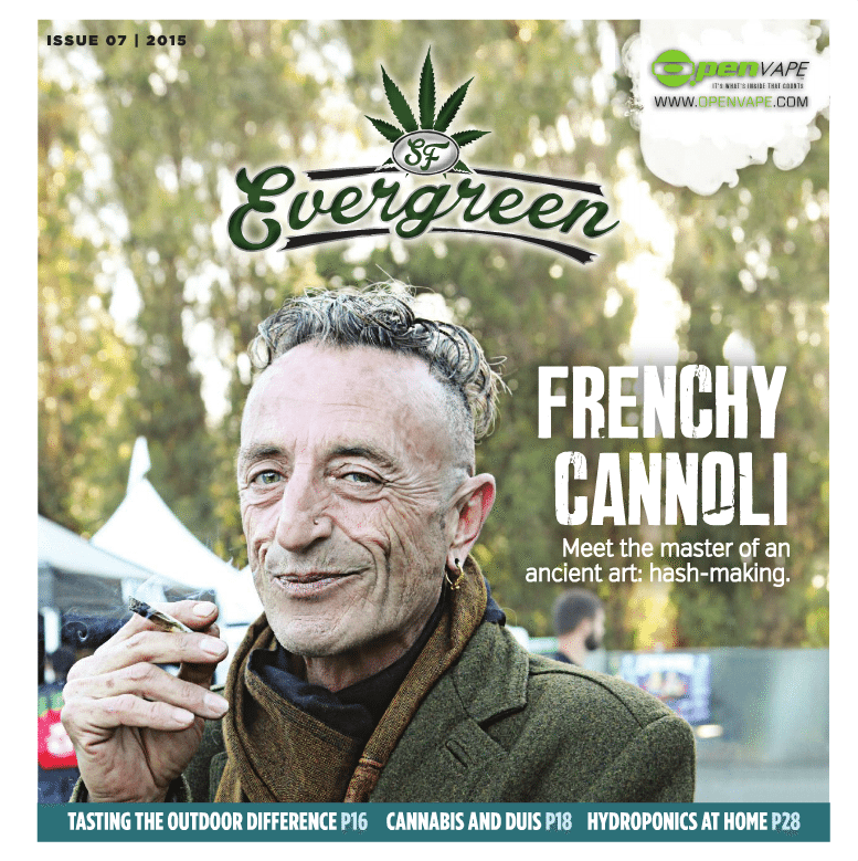SF Evergreen Issue 07 Cover