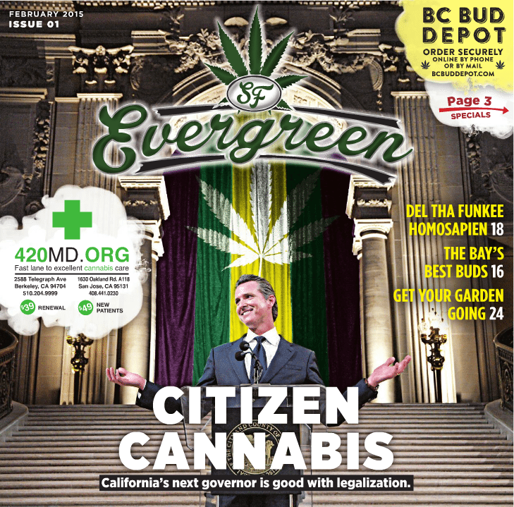SF Evergreen Issue 01 Cover
